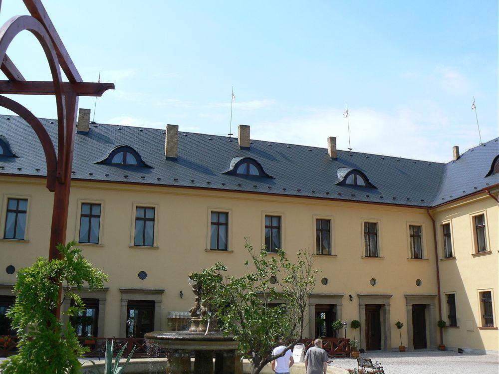 BNC - břidlice německý čtverec