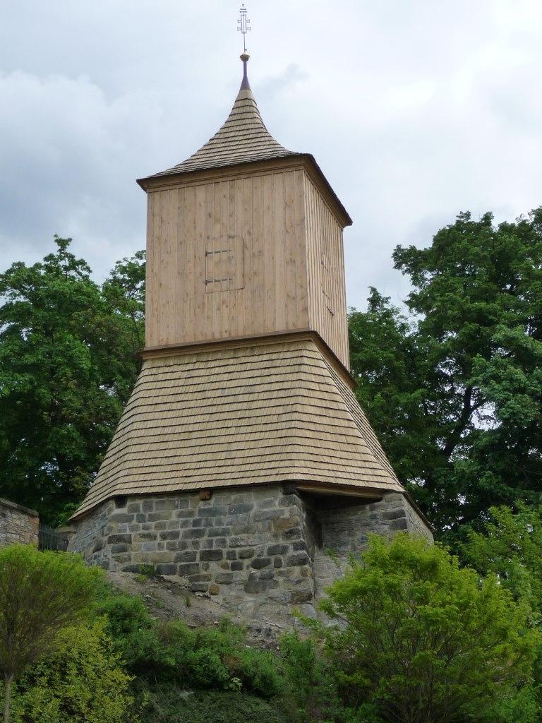 Dřevěný šindel valašský- zvonička drdlík