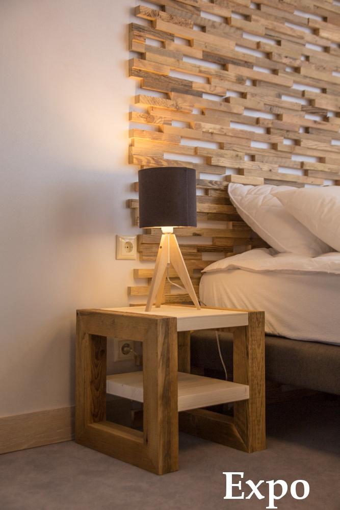 Nádherný designový prvek, který váš domov promění v oázu klidu. To jsou dřevěné obklady Wooden Wall Design
