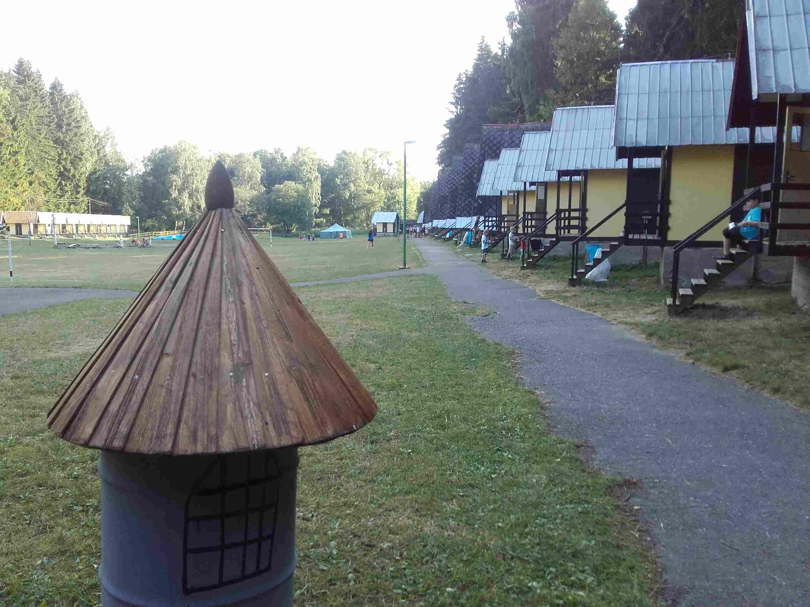 Drdlík- simple shingle roof