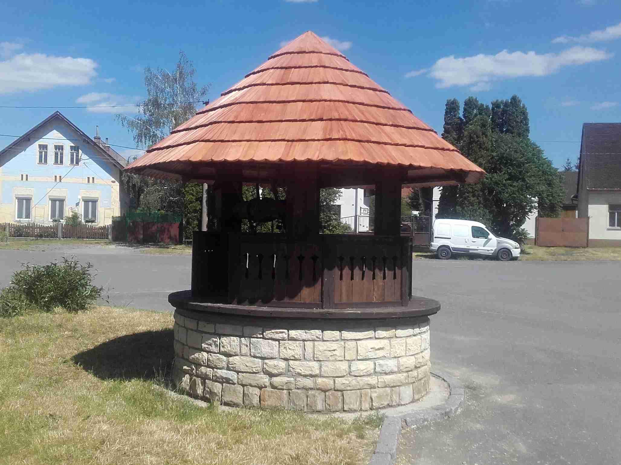 Rumpál- dřevěný šindel