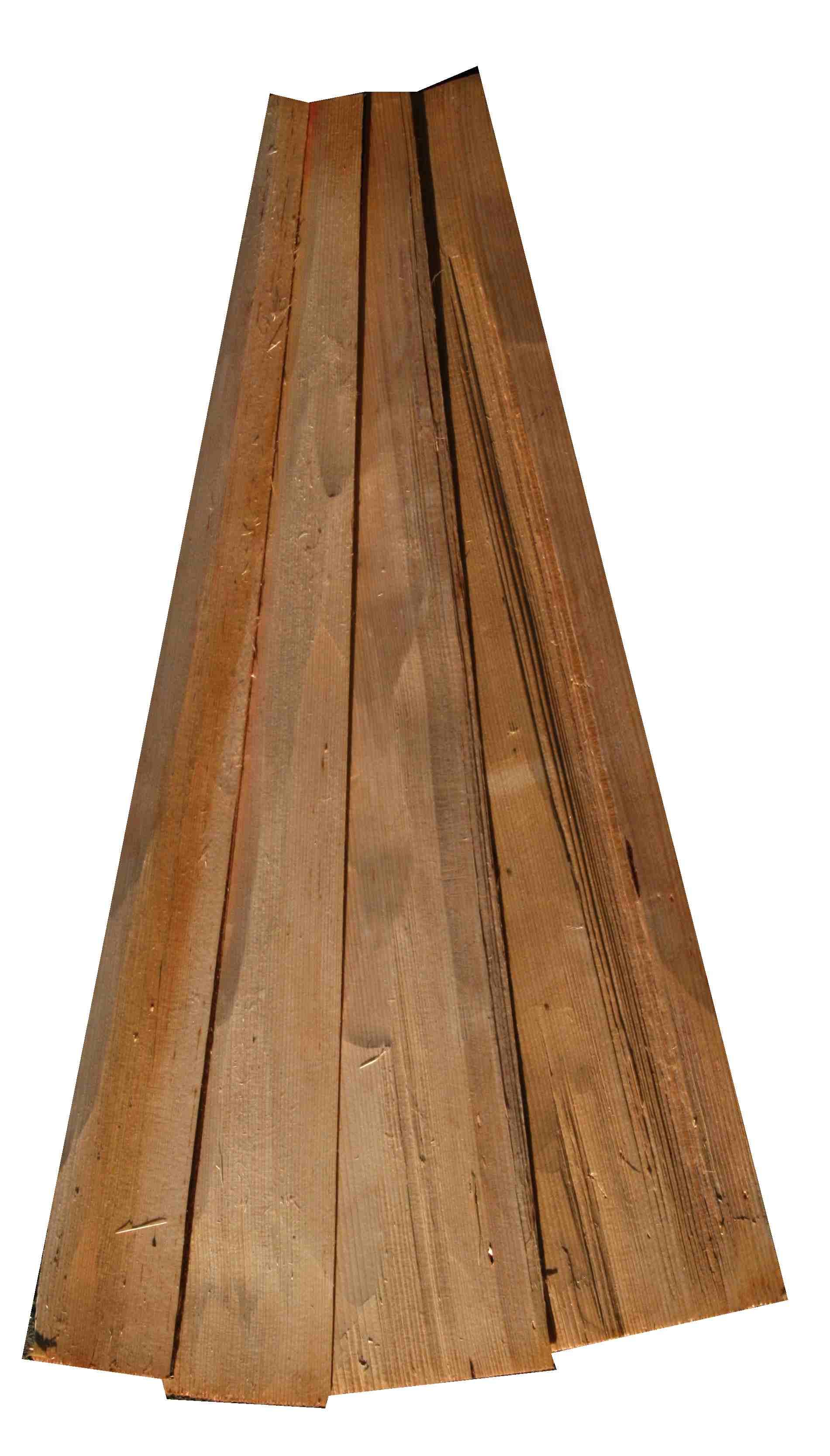Konický šindel dřevěný 50 cm, drdlik
