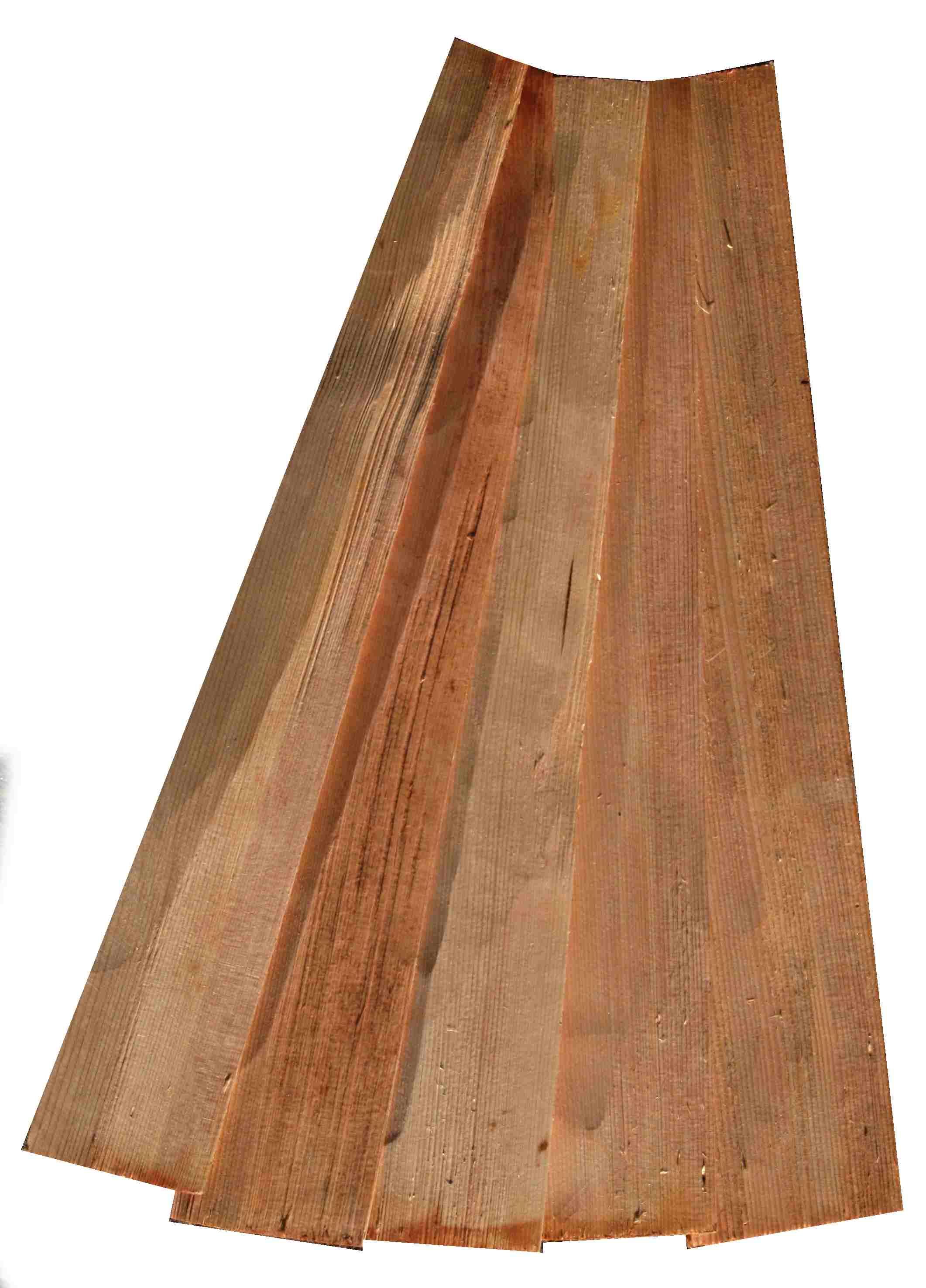 Konický šindel dřevěný 60 cm, drdlik
