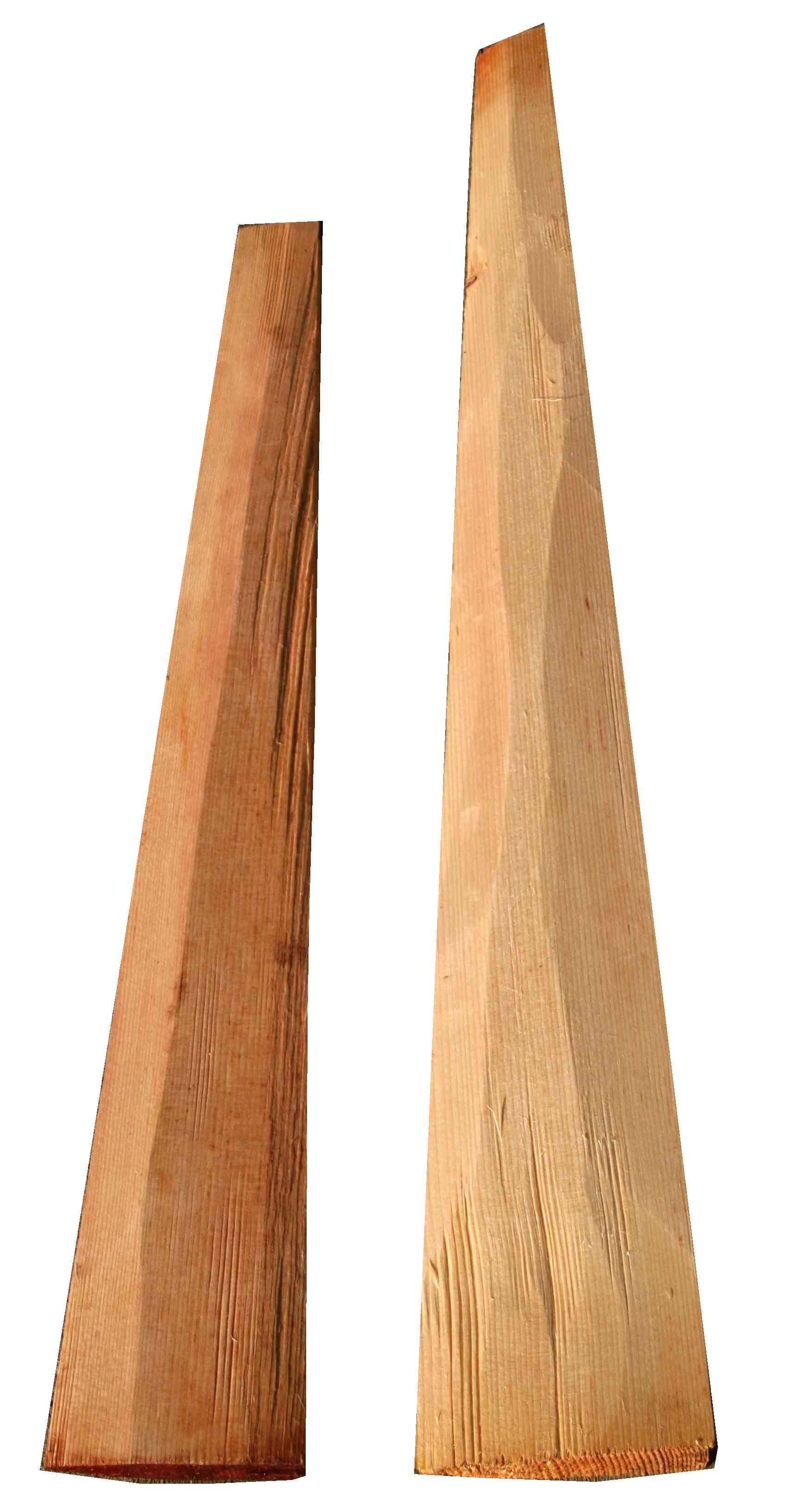 Konický šindel dřevěný, drdlík
