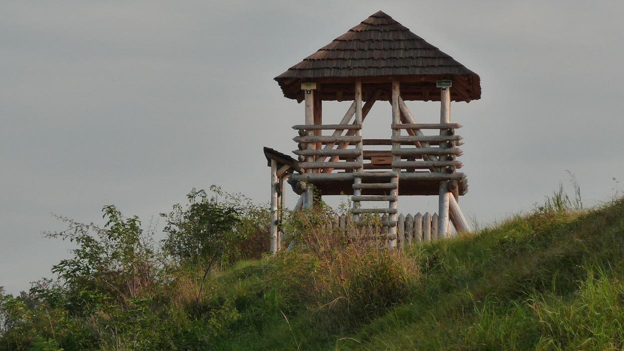 dřevěný šindel český rozhledna strádonice drdlik