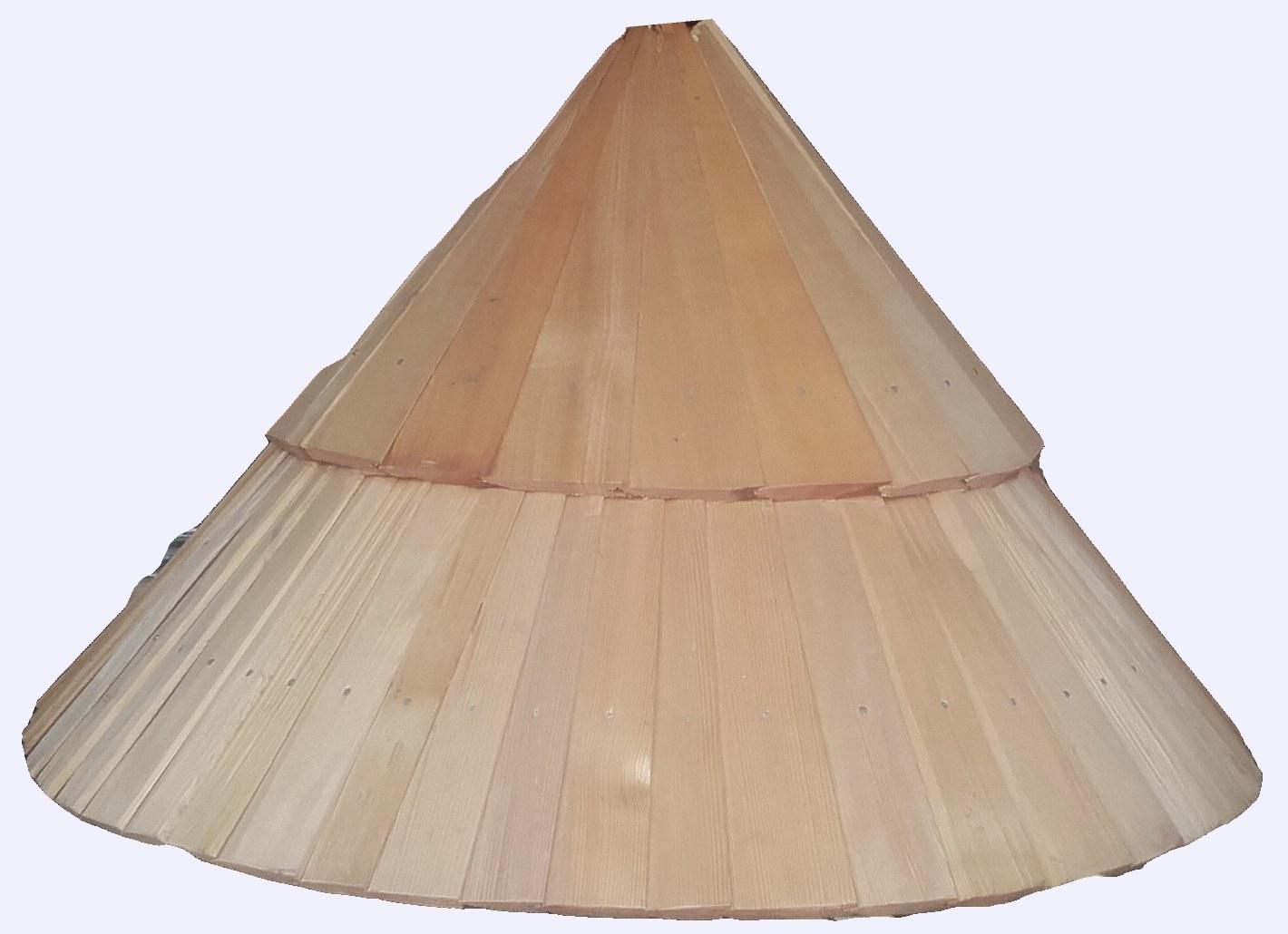 Drdlík- šindelové stříšky