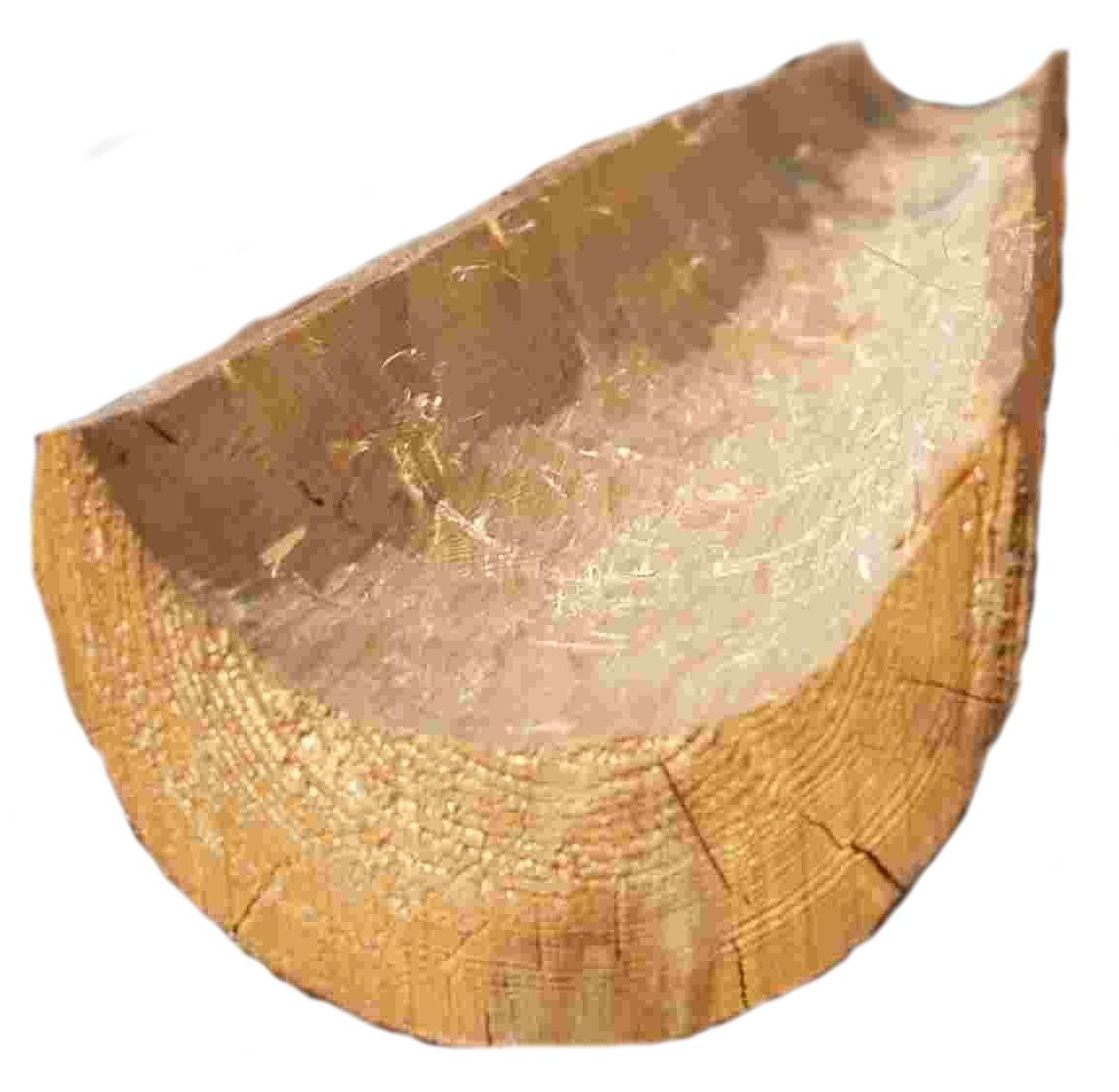 Drdlík- dřevěný žlab